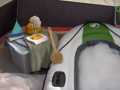 How To Get A Hot Bath While Camping