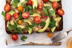 Tacopiirakka ruisleipäpohjalla – Vaasan Vegetable Pizza, Vegetables, Food, Essen, Vegetable Recipes, Meals, Yemek, Veggies, Eten