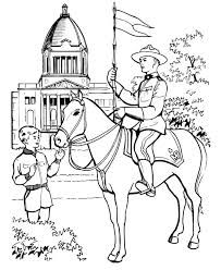 image result for canadian mounties activities free coloring pages policecanada