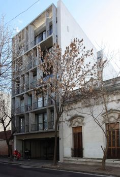 EEUU 4263 Building / BAK Arquitectos / Buenos Aires Province, Argentina