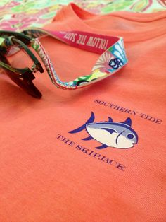 lilly pulitzer and southern tide