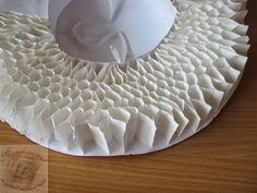 Monikin svet: Výroba plástvového papiera - dá sa povedať, že náv...