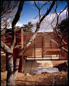 Victoria, Australia Peninsula House Sean Godsell Architects