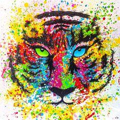 Acrylique sur toile 50x50cm Crédit photo: Michel Barbé Michel, Photos, Night, Artwork, Painting, Beards, Toile, Pictures, Work Of Art