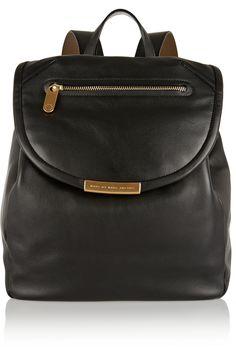 Marc by Marc Jacobs|Luna leather backpack|NET-A-PORTER.COM
