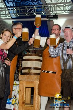 Cheers, Prost tika tika yeah yeah yeah. Gather your friends  and family and come and sample Namibian brews at the awesome, authentic Windhoek  Oktoberfest Cape Town 2018 to be cracked open on 2nd and 3rd  November at Meerendal Durbanville