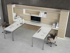 Office shelving WORKWALL Estel Office Line by ESTEL GROUP