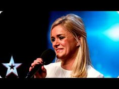 See more from Britain's Got Talent at http://itv.com/talent 37-year old mum Rachael Wooding is more than familiar with the stage after appearing in various m...
