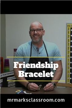 Kids can make these simple bracelets that can be shared with their friends. Plus, it can be made from recycled t-shirts. #kidmin #friendship #Friendship Bracelets #RecycledT-shirts #MrMarksClassroom Mission Projects, Recycled T Shirts, Simple Bracelets, Activity Centers, Friendship Bracelets, Classroom, Activities, Kids, Art