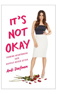 I've read this book and provide the scoop on Andi's relationship with Josh!