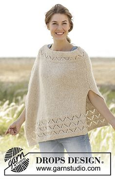 Ravelry: 170-28 So Classy! pattern by DROPS design More