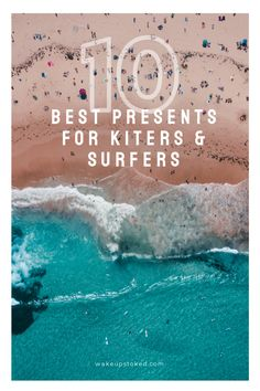 The best gift ideas for your kitesurf addicted friend or partner. #kitesurf