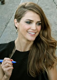 onset jimmy kimmel live, august 2013 ☆ keri russell