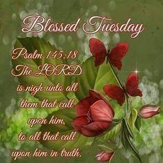 Psalms 145:18 KJV