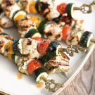 Try the Chicken Kabobs Recipe on williams-sonoma.com