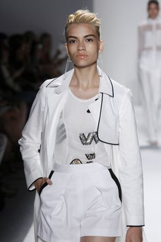 Timo Weiland and Swarovski SS13, photography by Dan Lecca