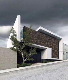 "Architecture & Design Magazine on Instagram: ""Casa LM Diserio // Project by Visuargstudio // Located in #Mexico //@ArchitectureOskar #3d #cad #modern"""