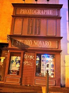Studio Novaro - Marselha*