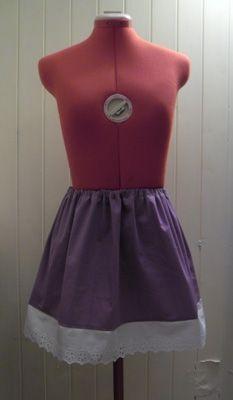 איך תופרים חצאית כיווצים עם גומי: