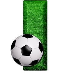Abecedario Campo de Fútbol. Soccer Field Alphabet. Soccer Party, Soccer Ball, Candyland, Dark Maul, Football Youtube, Happy Fathers Day Pictures, Papercraft Pokemon, Bulletin Board Letters, Floral Letters