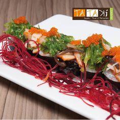 No sabes que almorzar? no se diga más! te esperamos en #TatakiMarket #food #drink #sushi #cócteles #experienciatatakimarket #sabores #sushi #tataki #fusion #panama #pty #ptyfood by tatakipty