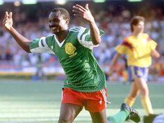 Roger Milla @ Cameroon [a]
