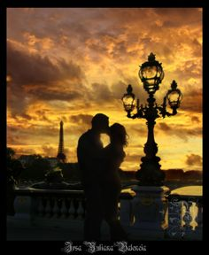In Love in Paris--maybe someday I will get to go to Paris with my love