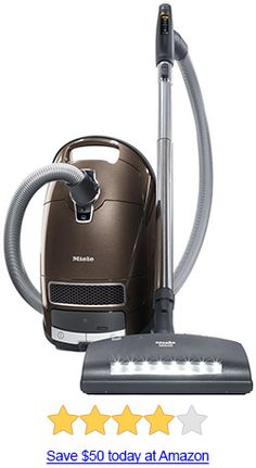 Miele S8990 UniQ Canister Vacuum Review: Pricey but with good quality, the bagged S8990 UniQ has many pricey features as well.