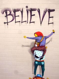 O Espectador Comum: Don´t Believe The Hype - Os Gêmeos