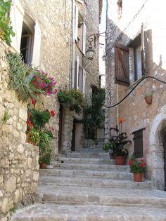 French Oldtown Village, Nice ,France