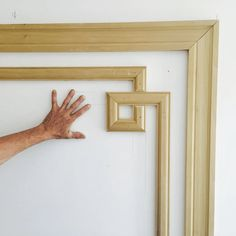 Is it a Mistake To Decorate With A Greek Key Motif? Home Remodeling Diy, Decor, Greek Key Pattern, Wall Treatments, Wall Molding, Pop Ceiling Design, Wall Design, Wall Paneling, Interior Wall Design