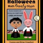 Halloween Math Goofy Glyph is an activity where students can hone their abilities in mathematics while putting together a fun art project that you ...