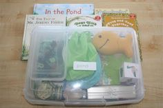 Mini Units...make several available in the classroom from which children can choose based on their interests.