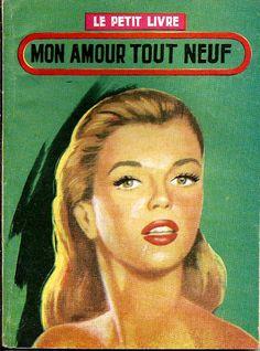 """Michel Gourdon : """"Grands Romans"""" (Fleuve Noir) & """"Petit Livre"""" (Ferenczi) - Le blog de Papy-Dulaut"""