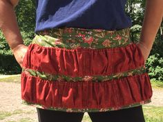 A personal favorite from my Etsy shop https://www.etsy.com/listing/244201366/gathering-egggarden-veggies-apron
