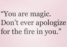 No apologizes... It is what it is and it's better this way. No more extra drama in our lives.