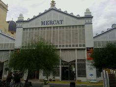 Mercat de Vinaròs en Vinaroz, CATELLÓN