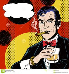 Image result for pop art cigarette