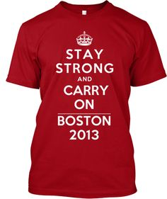 Stay Strong And Carry On  67d3edf1d