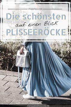 Das sind die sch�nsten Plisseer�cke auf einen Blick Julies Dresscode Fashion Blog |�https://juliesdresscode.de