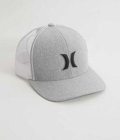 a2771ea812714 Hurley 3D Harbor Trucker Hat - Men s Hats in Cool Grey