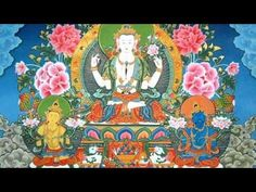 5 Tibetan Buddhist Mantras That Can Be Chanted During Tough Times - Mantras Meditation Om Mani Padme Hung, Green Tara Mantra, Tibetan Mantra, Buddhist Traditions, Buddhist Quotes, Silver Foxes, Dalai Lama, Tough Times, Buddhism
