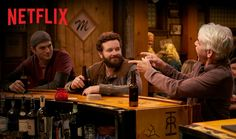 The Ranch - Brothers Trailer - Netflix [HD]. Looks good!!
