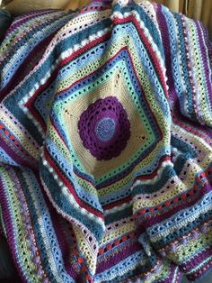 ... about crochet on Pinterest Afghans, Stitches and Scrap crochet