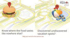 Mapathon 2013 - To Improve Local Maps in India