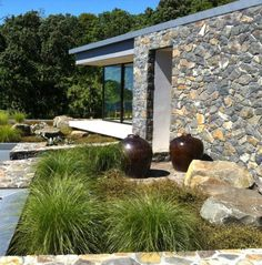 Coastal Garden Design while this design was not implemented at the original site the plants and overall visual theme of california coastal garden have been referenced often Landscaping Landscape Designer Garden Design Plans Auckland Rodney Matakana North Shore
