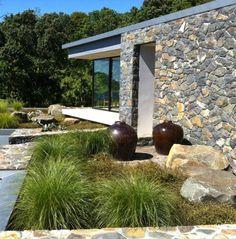 new zealand coastal gardens Google Search Garden Design