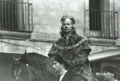 """Fernando García Rimada como Fernando el Católico en la pelicula """"1492, la conquista del paraíso"""", de e Ridley Scott (año 1992)"""
