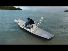 (133) The Foilsculler Forward Rower - YouTube Types Of Fish, Boat Building, Rowing, Water Crafts, Bird Watching, Wildlife Photography, Sailing, Tropical, Boats