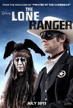 Johnny Depp The Lone Ranger Pics